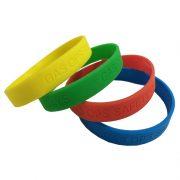 China promotional wristbands