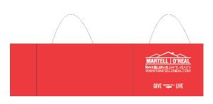 China Logo gift bags