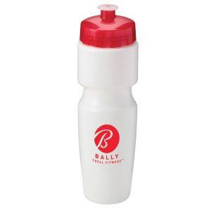 Logo and gift item bottle