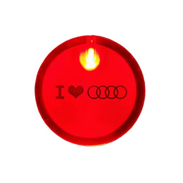 Red led pin