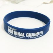 National guard wristbands