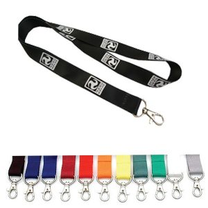 China factory of polyester lanyard