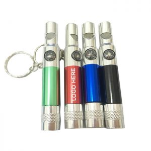 Camping Compass whistle