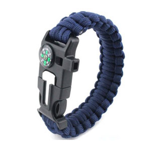 Nylon paracord bands