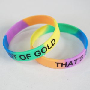 Giveaway wristband