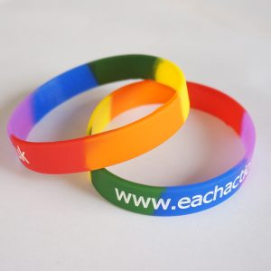 Fundrasing wristbands