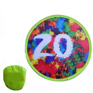 8 Inches Full Color Flying Disc