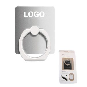 Custom Logo phone grip ring holder