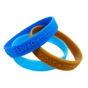 China emboss bracelet