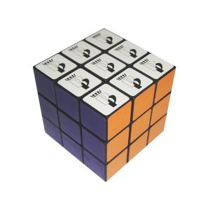 Custom Logo Printed magic cube china