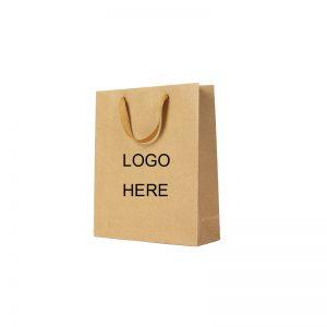 Small Kraft Gift Bag