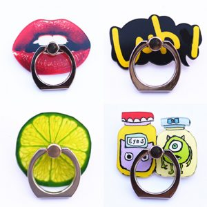 Acrylic Mobile Phone Ring Holders