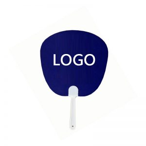 Ad promo plastic fan China