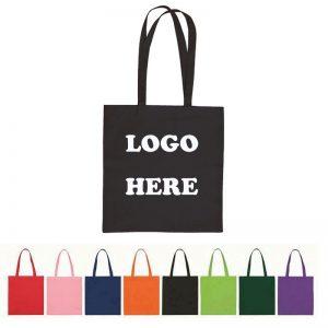 China flat tote bag with Logo