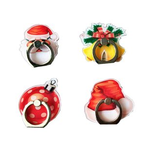 Christmas Cellphone Iring grip