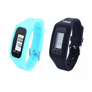 LED Watch and Pedometer