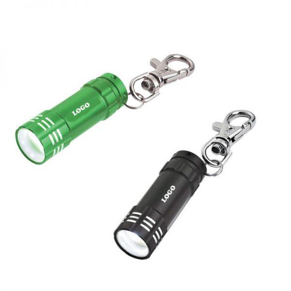 Mini Aluminum Flashlight