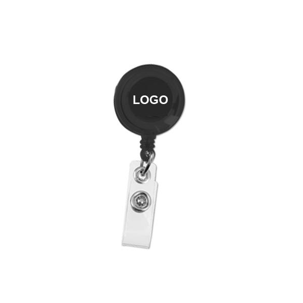 Retractable Custom Badge Holder