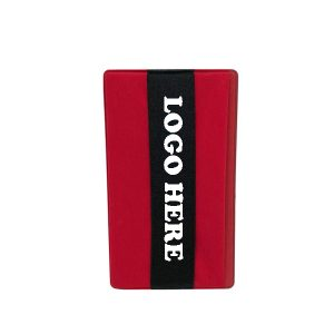Lycra phone wallet grip with Logo