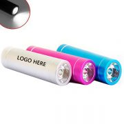 Power Bank Charger with Flashlight