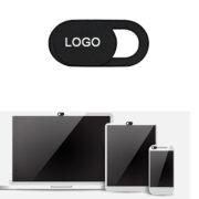 Plastic Slide Webcam cover with Logo