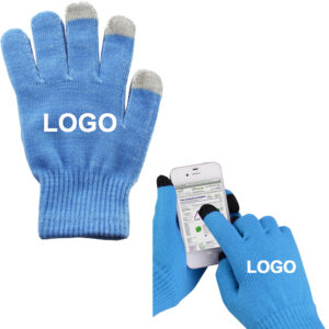 Knitted Touchscreen Gloves China