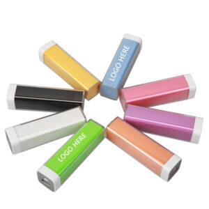 China Lipstick Powerbanks