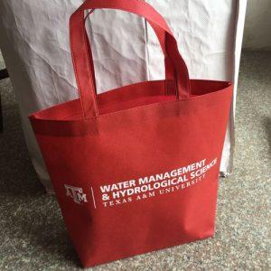 Maroon promotion bag