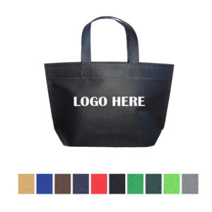 Nonwoven Boat Shopping Bags with Logo