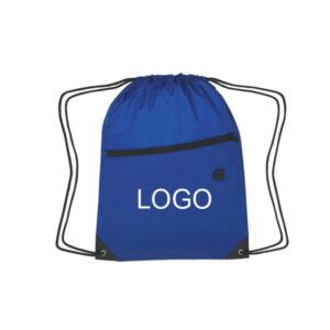 China sports drawstring backpacks