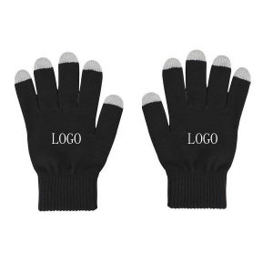 China Five fingers touch gloves