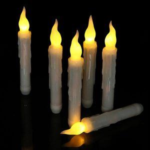 LED flameless candle