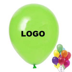 China Logo printing balloon