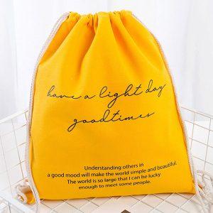 Silkscreen cotton bags