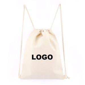 Logo printed backpack china