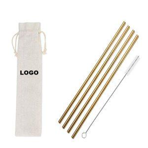 China OEM metal straws