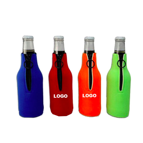Printed bottle wrap